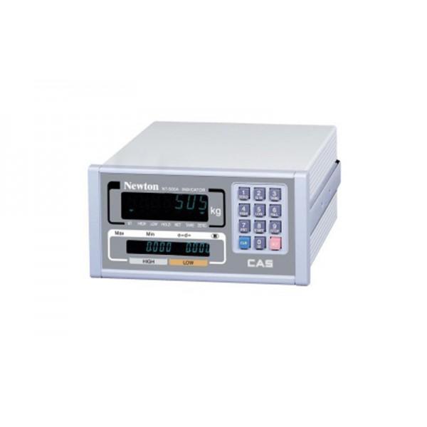 Недорогой весовой индикатор CAS NT-505A с функцией дозирование