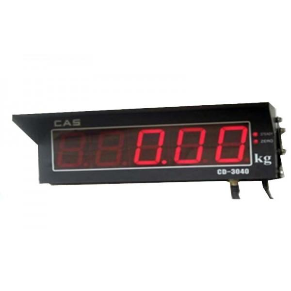 CAS CD-3040 недорогой выносной индикатор; (700х210х180 мм)