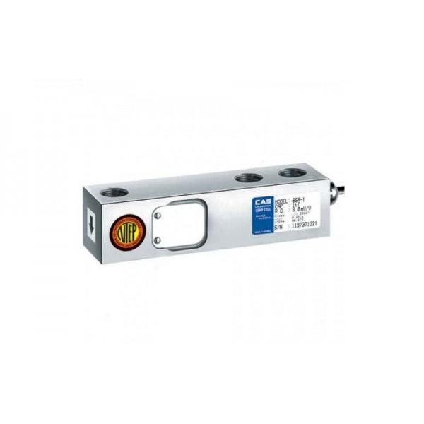 Недорогой тензодатчик для весов HFS консольного типа с никелированной стали CAS BSA 5000 кг (C3)