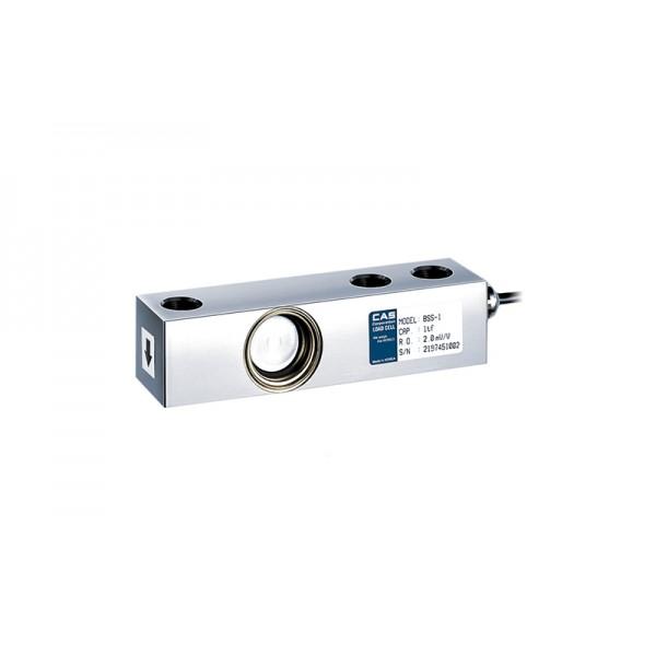 Тензометрический датчик CAS BSS 500 кг (C3) из нержавеющей стали (для весов HFS)