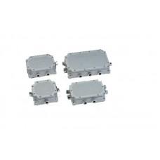 Соединительная коробка (алюминиевый корпус) CAS JB-6P; (228×158×65 мм)