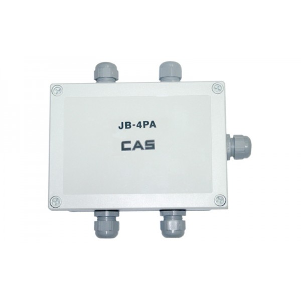 Недорогая соединительная коробка CAS JB-4PA материал из ABS пластика