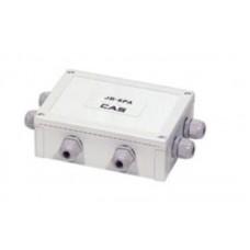 Соединительная коробка (материал из ABS пластика) CAS JB-6PA; (180×130×60 мм)