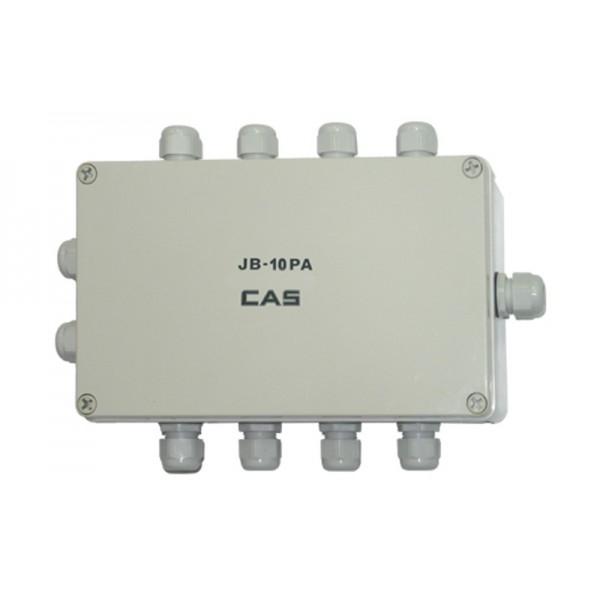 CAS JB-10PA соединительная коробка материал из ABS пластика; (254×154×100 мм)