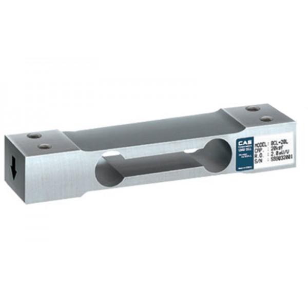 Тензометрический датчик с классом защиты IP 65 CAS BCL- 20 D3/C3; НПВ 20 кг