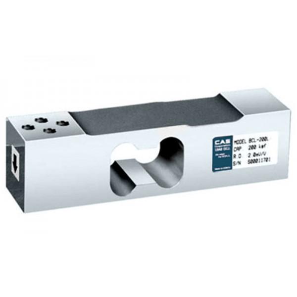 Алюминиевый тензодатчик с классом защиты IP65 CAS BCL-200 D3; НПВ 200 кг