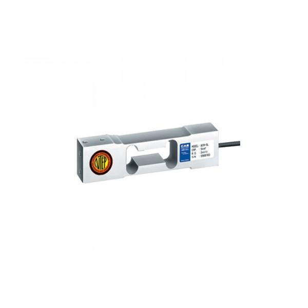 Тензометрический датчик CAS BCA-100 D3/C3; НПВ 100 кг (алюминиевый сплав), класс защиты IP65