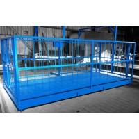 Весы для взвешивания крупного рогатого скота ВИС 2ВП4-С.4 до 2000 кг, 2000х3000х1500 мм