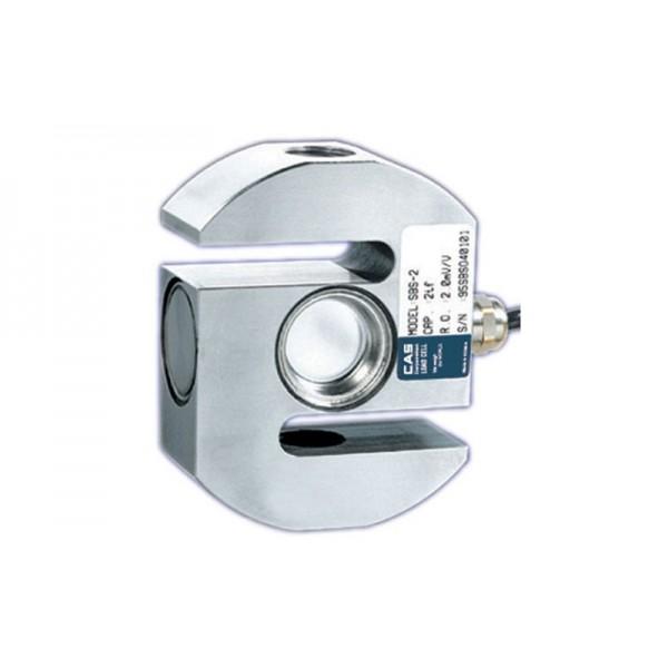 CAS SBS 5000 кг (D3) S-образный тензодатчик из нержавеющей стали