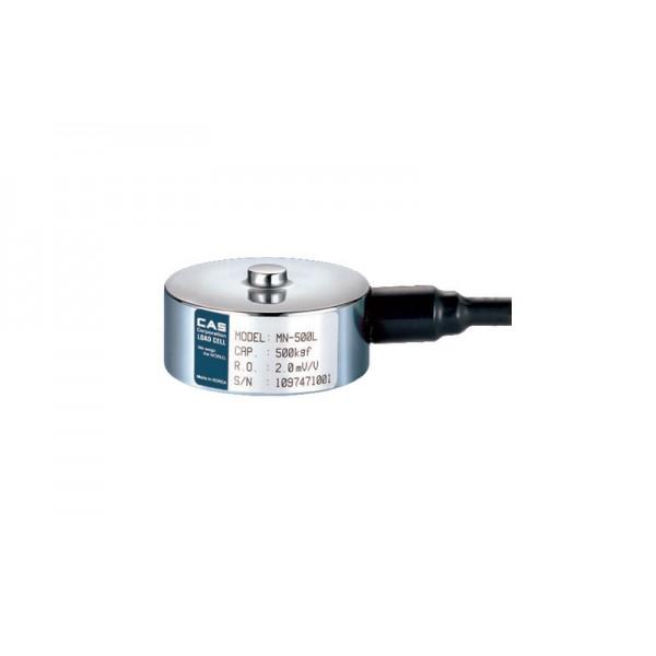 Датчик сжатия CAS MNC 200 кг (D3) нержавеющая сталь; (класс защиты IP67)