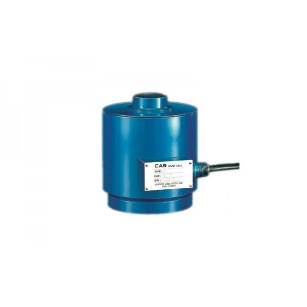 """Цилиндрический тензодатчик типа """"бочка""""  CAS  HC-30 т; (окрашенная сталь)"""