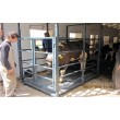 Весы для взвешивания свиней, мелкого и крупного рогатого скота УВК-СС 700х1200х1000мм, НПВ: 300кг