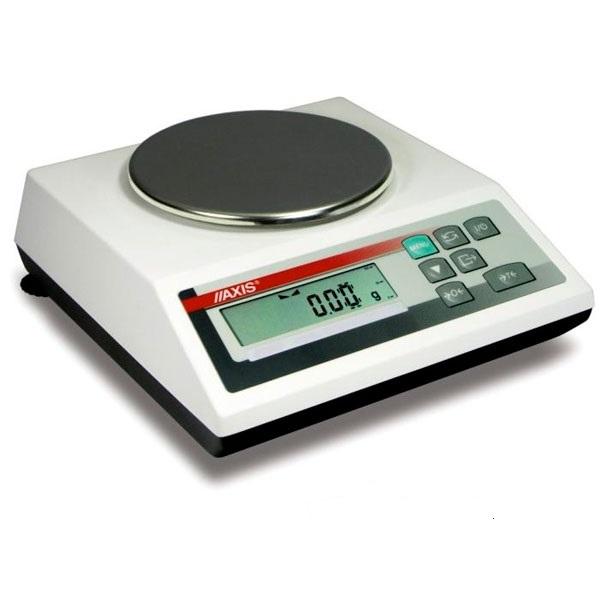 Весы лабораторные Axis AD 1000 до 1000 г, дискретность 0,01 г