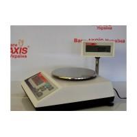 Электронные ювелирные весы АКСИС A500R до 500 г, c точностью до 0,01 г