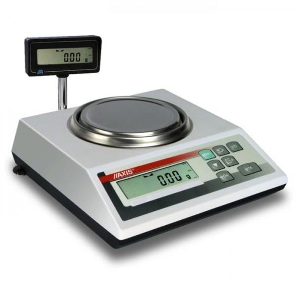 Весы ювелирные AXIS AD500R до 500 г, дискретность 0,001 г