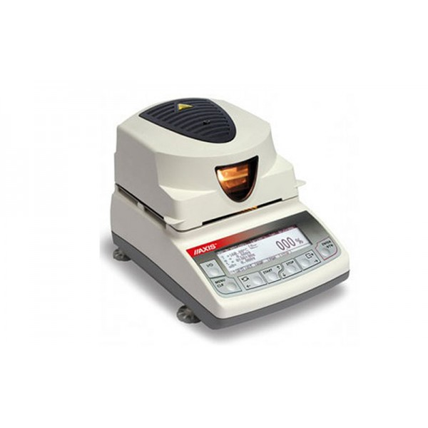 Весы-влагомеры АXIS ADS60 до 60 г, дискретность 0,001 г