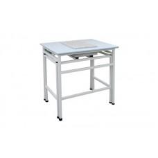 Стол антивибрационный с мебельной плитой Техноваги (800х800 мм)