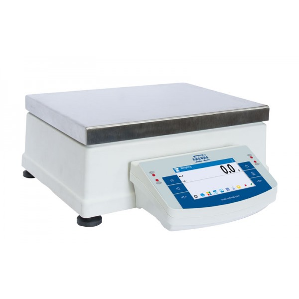 Лабораторные электронные весы Radwag APP 25/X/2 (до 25000 г, дискр. 0,1 г, сенсорный дисплей)