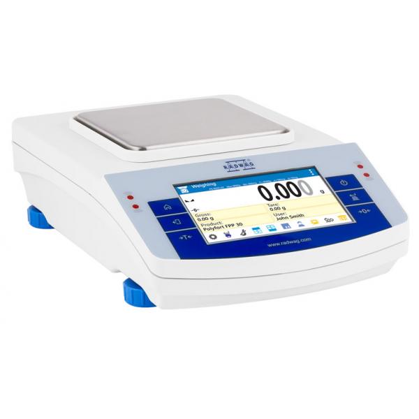 Весы лабораторные Radwag PS 600.X2 (d=0.001 г)