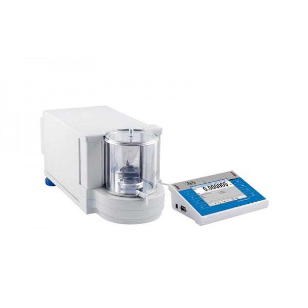 Электронные микровесы RADWAG MYA 0,8/3 до 0,8/3 г, дискр. 0,000001/0,00001 г