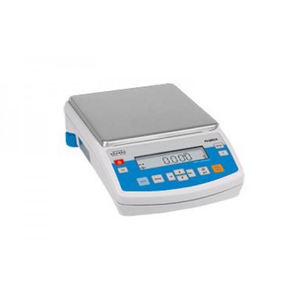 Лабораторные электронные весы WLC 6/C/1 Radwag до 6000 г, дискр. 0,1 г