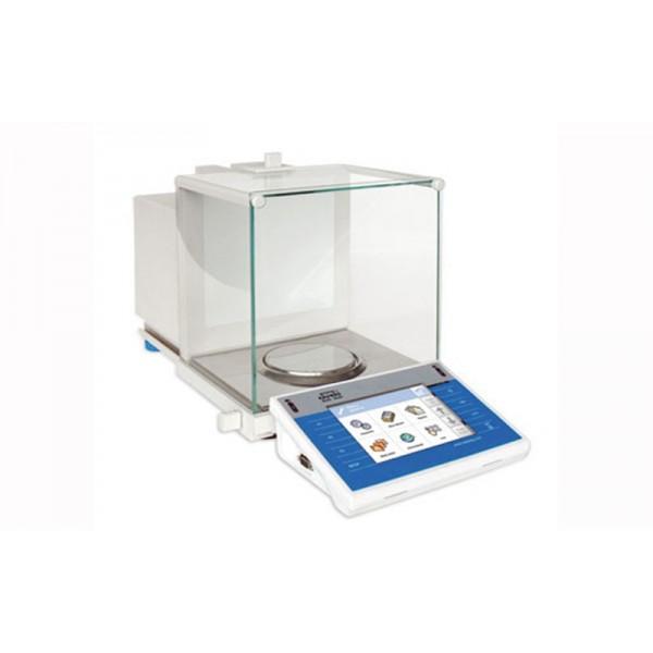 Весы аналитические лабораторные 1-го класса точности Radwag XA210/У до 210 г, точность 0,00001 г (сенсорная панель)
