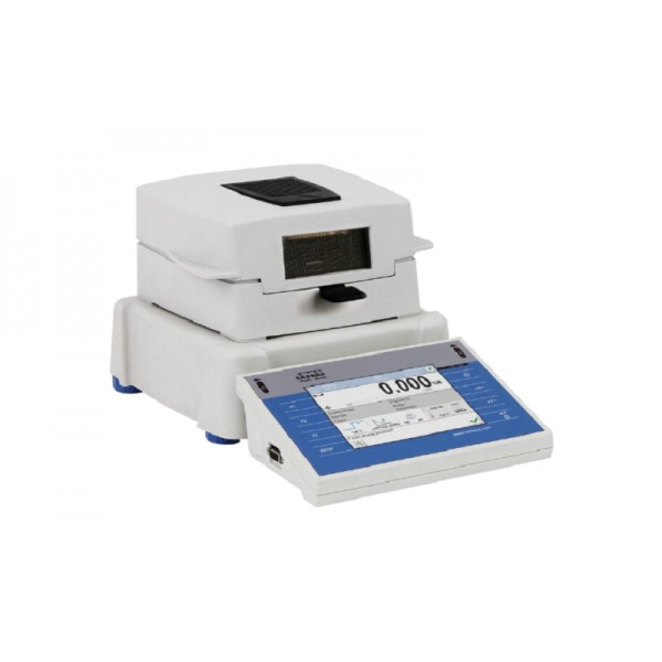 Анализатор влажности МА 210.3Y до 210 г с точностью 0.0001 г