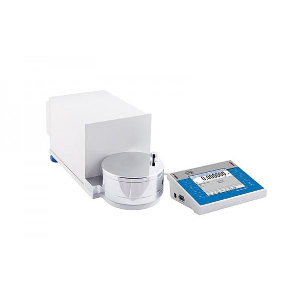 Электронные микровесы для взвешивания фильтров RADWAG MYA 5/F1 до 5 г, дискр. 0,000001 г