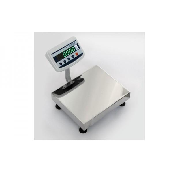 Весы товарные Техноваги ТВ1-30-2-(250х300)-S-12ер до 30 кг, со стойкой