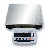 Весы товарные Техноваги ТВ1-15-2-(400х400)-S-12ер до 15 кг