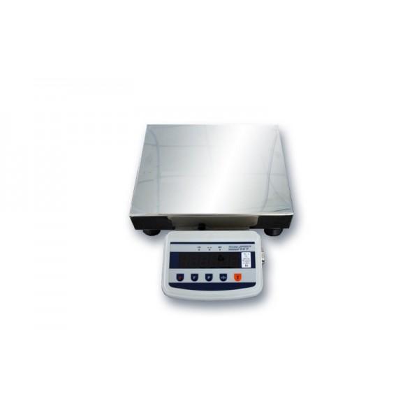Весы товарные Техноваги ТВ1-150-20-(400х550)-S-12ер до 150 кг, со стойкой