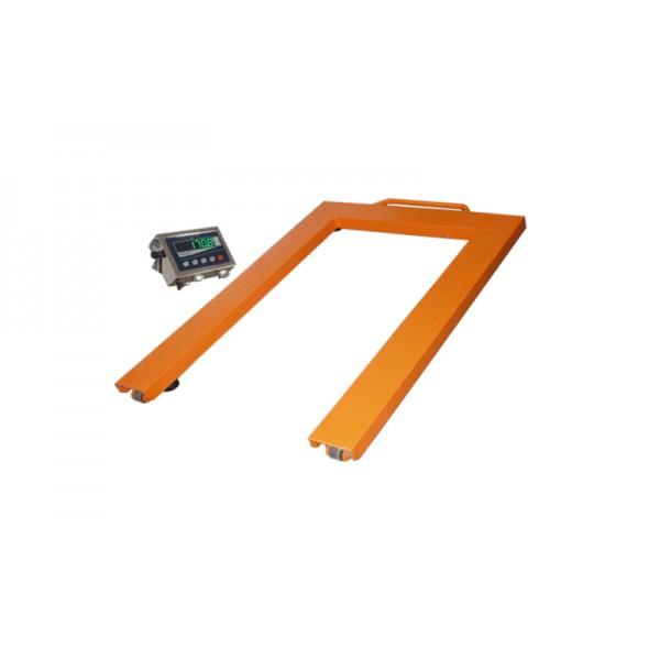 Весы электронные паллетные на склад TB4-U (1200x800x90)-12e НПВ: 2000кг СТАНДАРТ