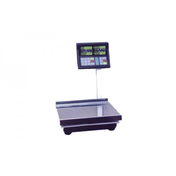 Торговые весы со стойкой Оризон-Универсал ВР-02МСУ-2/5-2Р2БФ; НПВ: 15 кг