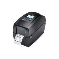 Термотрансферный принтер печати этикеток Godex RT-200i UES (цветной дисплей, высокая скорость печати)