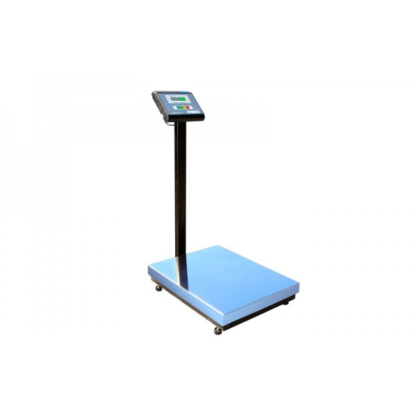 Весы товарные Промприбор ВН-600-1 до 600 кг (500х600 мм), со стойкой