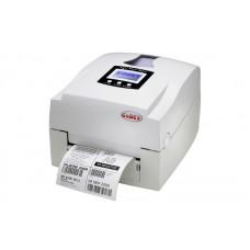 Термотрансферный настольный принтер для этикеток Godex EZPi-1300 со встроенным LCD дисплеем и разрешением печати 300 dpi