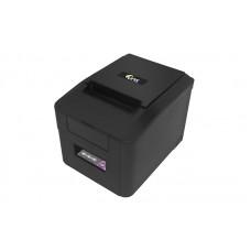 Принтер чеков Unisystem UNS-TP61.02 черный; USB