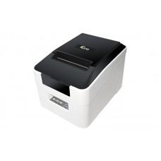 Принтер чеков Unisystem UNS-TP61.02 (белый с черной крышкой); USB