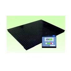 Платформенные электронные весы Промприбор ВН-5000-4 (2000х6000 мм); НПВ: 5000 кг
