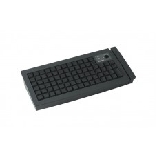 POS-клавиатура POSIFLEX KB-6600 (черная); PS/2