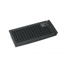 Многофункциональная  POS-клавиатура POSIFLEX KB-6600U (черная); USB