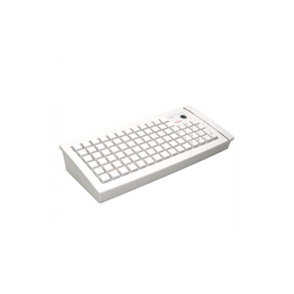 POSIFLEX POS-клавиатура KB-6600U (белая); USB