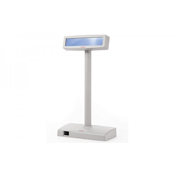 Posiflex дисплей покупателя серия PD-2600, белый (RS-232)