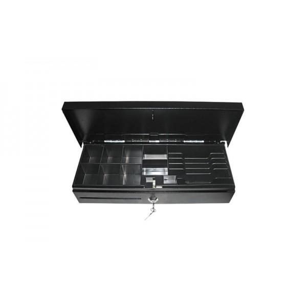 Unisystem денежный ящик UNIQ Fliptop (черный)