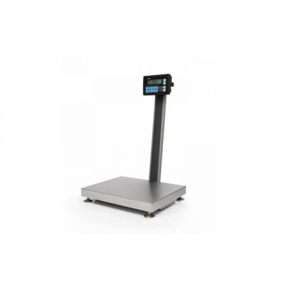 Напольные товарные весы Штрих-Слим 500М 60-10.20 Д1Н;  НПВ: 60 кг, дискр. 10/20 г