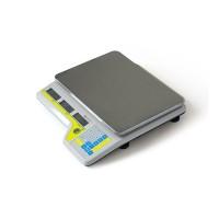 Торговые электронные весы (без стойки) Штрих-СЛИМ Т300М 15-2.5 Д2А до 15 кг, точность 2/5 г