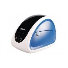 Принтер этикеток термо HPRT LPQ58 USB+RS-232 сине-белый
