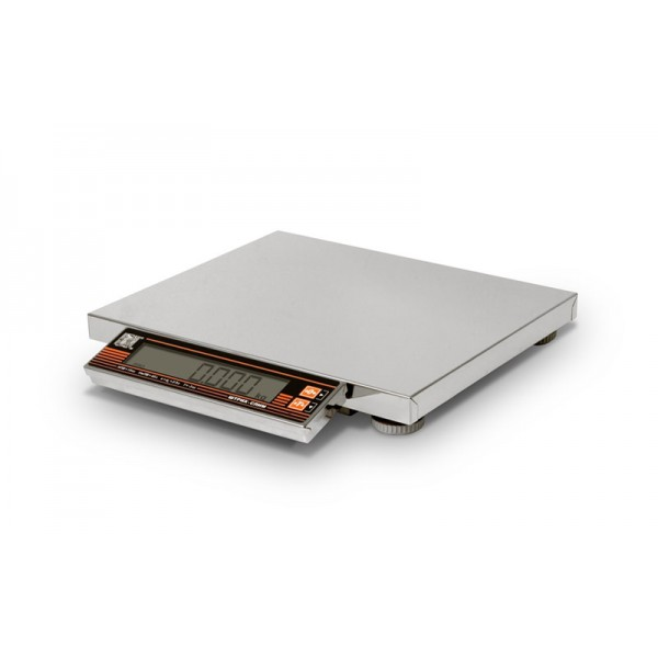 Магазинные фасовочные весы Штрих-СЛИМ Т300М 15-2.5 Д2А (POS2) до 15 кг, точность 2/5 г