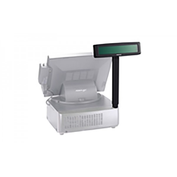 Вакуумно-флуоресцентный дисплей покупателя Posiflex PD-2601 UE; USB