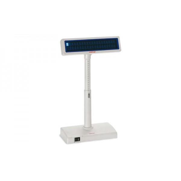Недорогой дисплей покупателя Posiflex PD-2300U (USB), белый